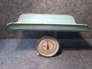Vintage Hanson Model 3025 Nursery Scale
