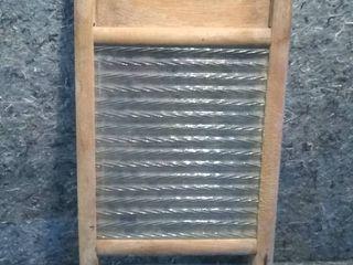 Glass Washboard