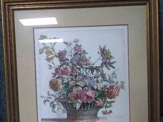 Framed Vintage Baptiste Art Print