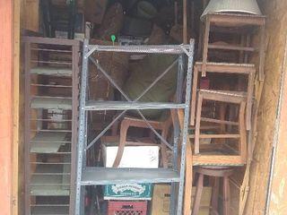contents of storage unit