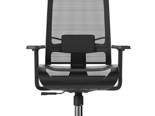 Bilkoh   High Back Office Chair   Black