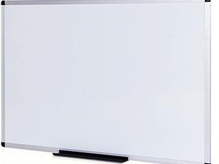Vizpro   Whiteboard   35 Wide x 24 Tall