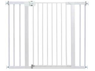Safety 1st Tall   Wide Easy Install Walk Thru Gate