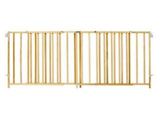 North States Industries Supergate Extra Wide Swing Gate