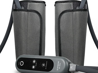 Quinear   Air Compression Therapy Device   For legs