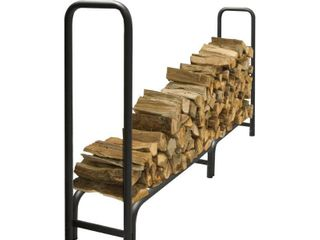 8 Ft Heavy Duty log Rack