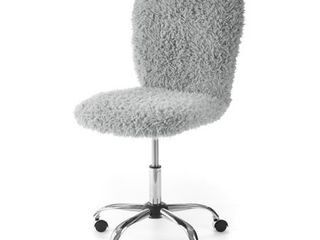 long Hair Soft Task Chair