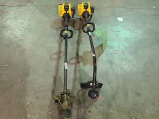 Bowens WeedEaters Bl160   Bl110 Condition Unknown As Is