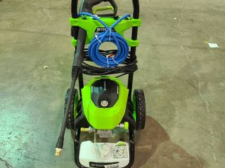 Greenworks 2000 PSI Power Washer   Condition Unknown   As Is