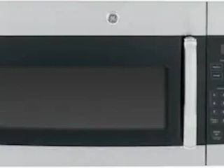 Ge Microwave Above Range   Powers On No Manual As Is