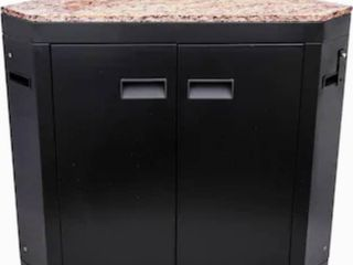 Char Broil Modular Outdoor Kitchen Medallion Modular Corner Cabinet  599 00