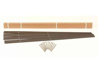 EasyFlex Aluminum landscape Edging Kit   24ft  Bronze  23428864