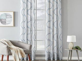 SKl Home Billow Window Curtain Panel