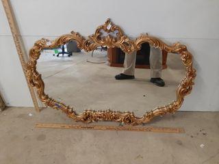large Decor Mirror