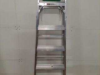 Werner 6ft Alluminum ladder