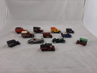 Fancy Car Toys  Made By Matchbox  Corgi  lesney