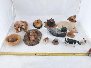 Cute Animal Figurines