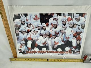 Canada World s Champions 2016  Hockey