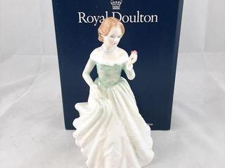 Royal Doulton Grace Hn 3699 With Box