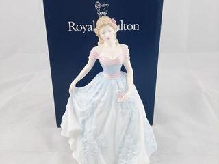 Royal Doulton Faith Hn 4151  Royal Doulton Empty