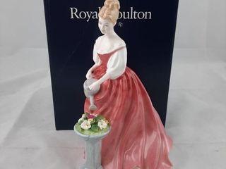Royal Doulton Alexandra With Box Hn 3292