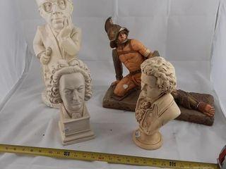 Statue lot