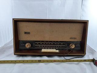 Telephone Florida Hifi Super Radio  When Turned
