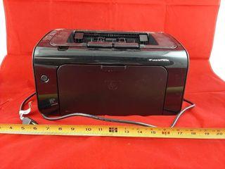 Hp laserjet P1102w Printer  Powers On