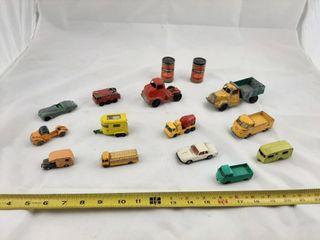 Vintage Toys Made By Husky  lesney  Corgi