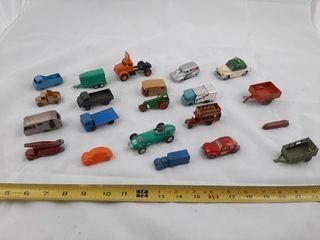 Toy Vehicles Made By lesney  Corgi  Matchbox