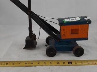 Vintage Toy Digger