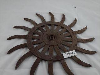 Vintage Metal Decor