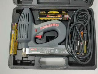 Arrow Extra Heavy Duty Electric Brad Nail Gun Kit