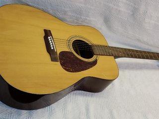 Vintage Yamaha Eterna Acoustic Guitar
