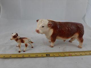 Goebel Cow And England Cow