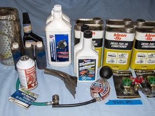 lot of Automotive Items  Diesel Fuel