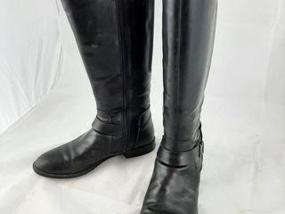 Clark s Size 11 Black Boots