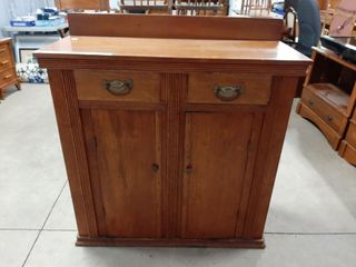 Vintage Wooden Buffet