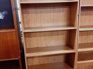 Melamine Book Shelf