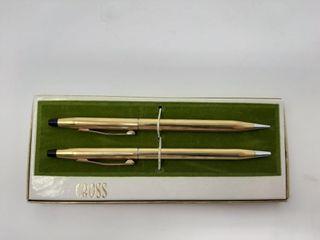 Pair Of Cross Pens