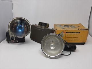 Camera lot With Kodak Brownie Hawkeye  Flashes