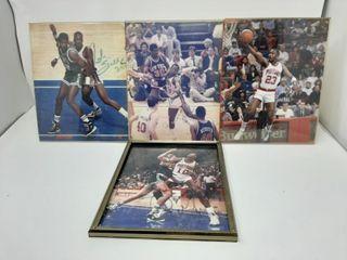 Detroit Pistons Signed Photographs