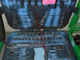 Husky 200 pc tool set  NOT COMPlETE