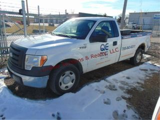 2009 Ford F150 long bed  4 6 engine  auto