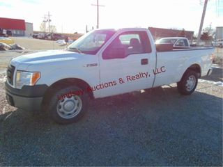 2012 Ford F150 long bed  3 5 V6  auto