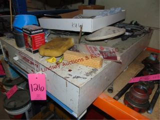 Weatherguard knaack box w  other misc SEE PICS
