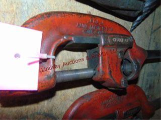 Rigid 1    3  HD pipe cutter