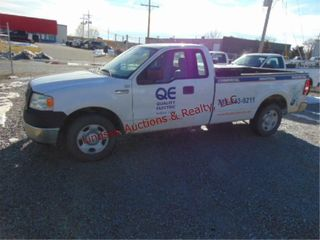 2008 Ford F150 long bed  4 2 engine  auto