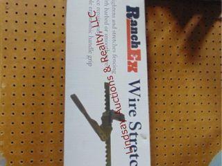 Ranch X wire stretcher in box