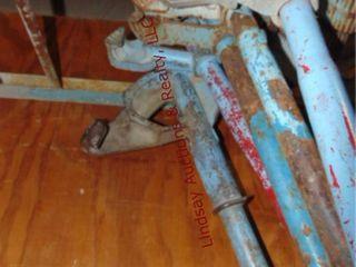 5 various size pipe benders
